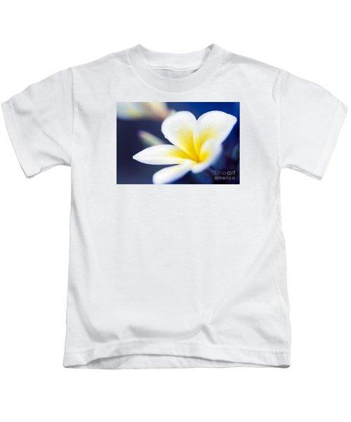 Wild Blue Morning Kids T-Shirt