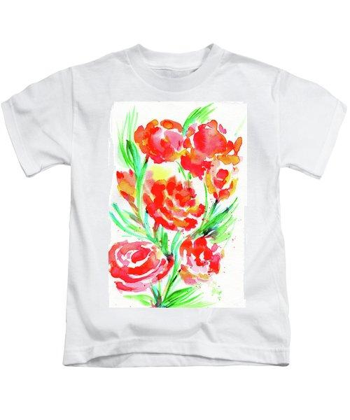Wild Reds  Kids T-Shirt