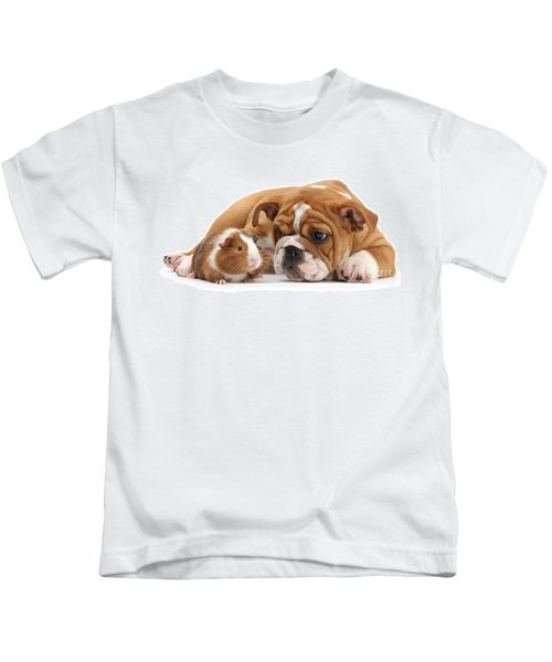 Will You Be My Friend? Kids T-Shirt