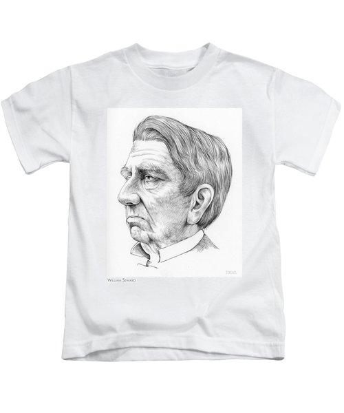 William Seward Kids T-Shirt