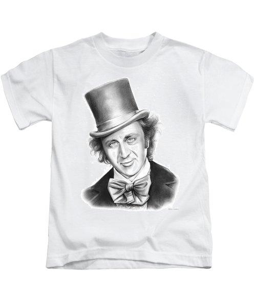 Willy Wonka Kids T-Shirt