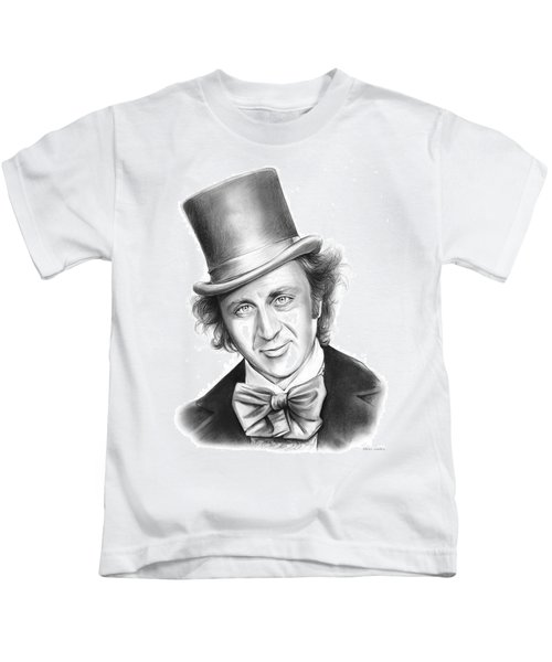 Willy Wonka Kids T-Shirt