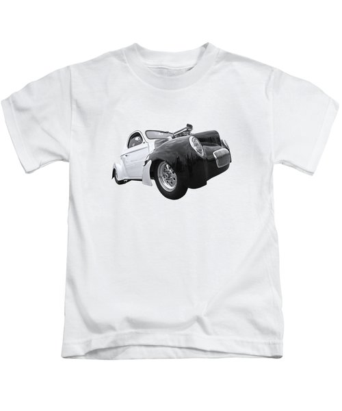 Willys Coupe 1941 Kids T-Shirt