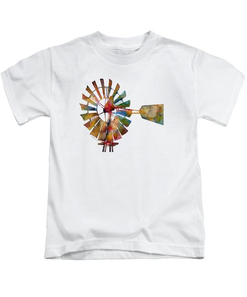 Windmill Kids T-Shirt