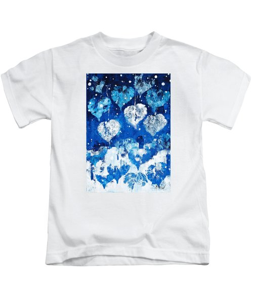 Winter Nature Kids T-Shirt