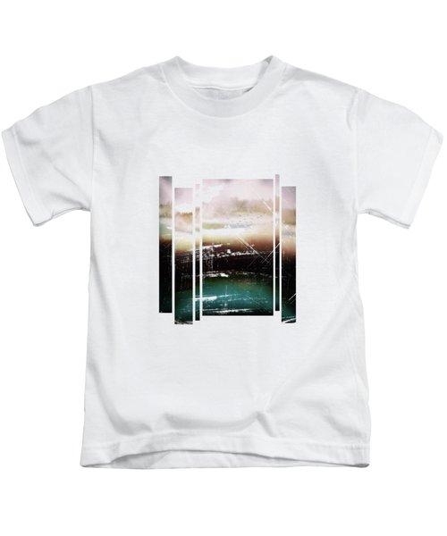 Winters Day Kids T-Shirt