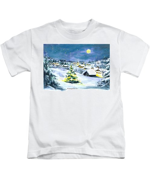 Winterwonderland Kids T-Shirt