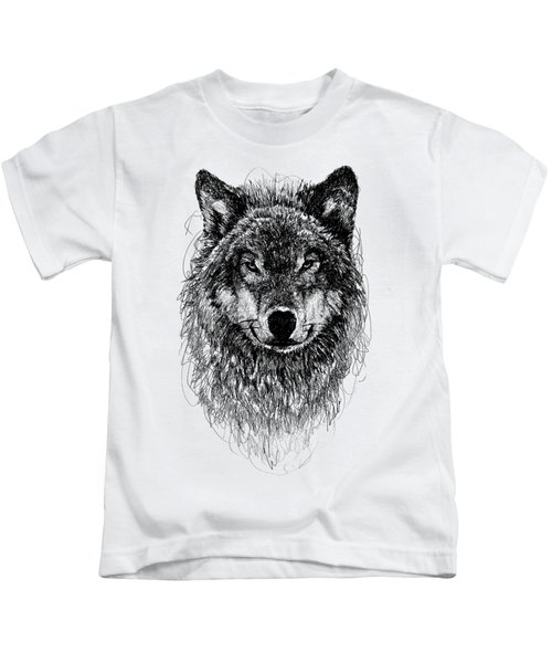 Wolf Kids T-Shirt by Michael Volpicelli