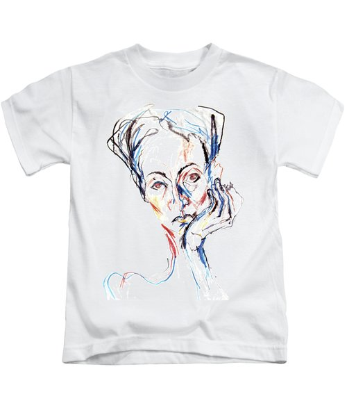 Woman Expression Kids T-Shirt