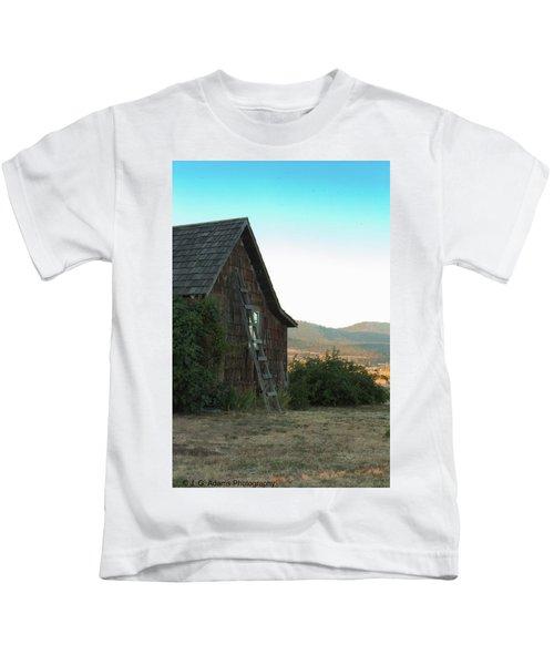 Wood House Kids T-Shirt