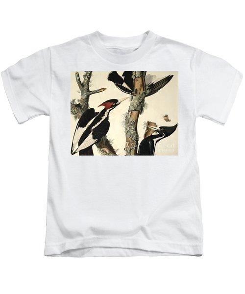 Woodpecker Kids T-Shirt