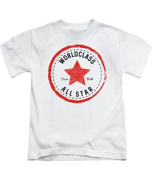 Worldclass All Star Kids T-Shirt