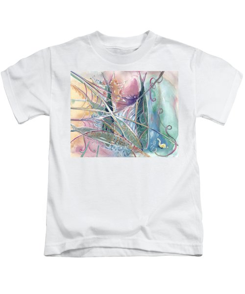Woven Star Fish Kids T-Shirt