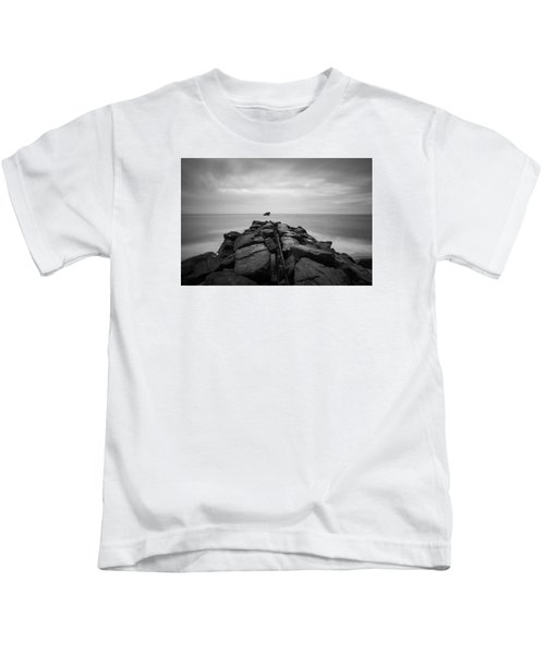 Wreck Of The Ss Atlansus Of Cape May Nj Kids T-Shirt