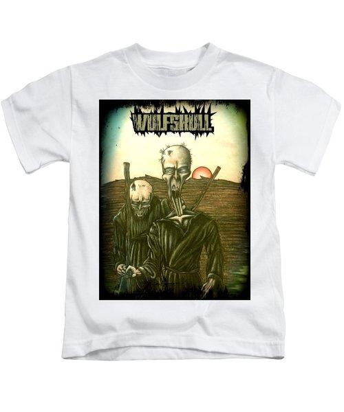 Wulfskull #1 Kids T-Shirt