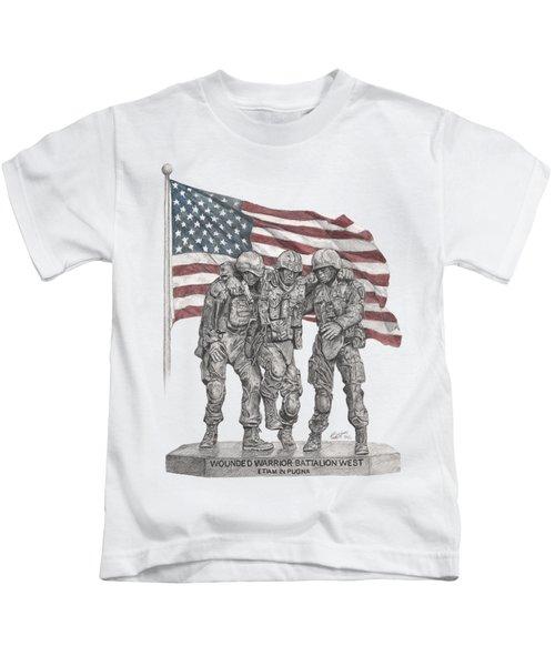 Wwbnw Kids T-Shirt