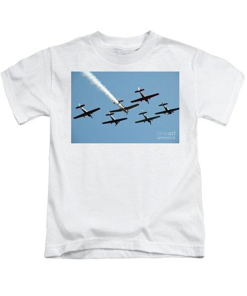 Yak Formation  Kids T-Shirt