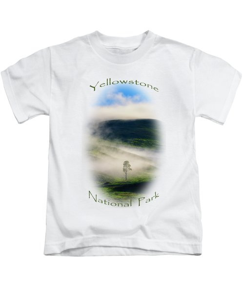 Yellowstone T-shirt Kids T-Shirt