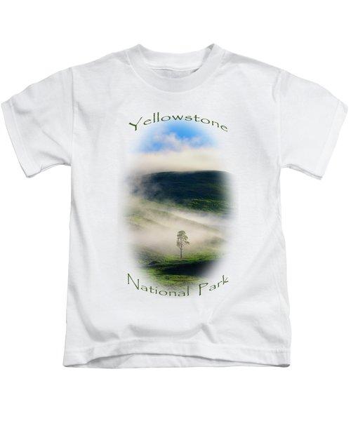 Yellowstone T-shirt Kids T-Shirt