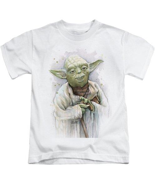 Yoda Kids T-Shirt