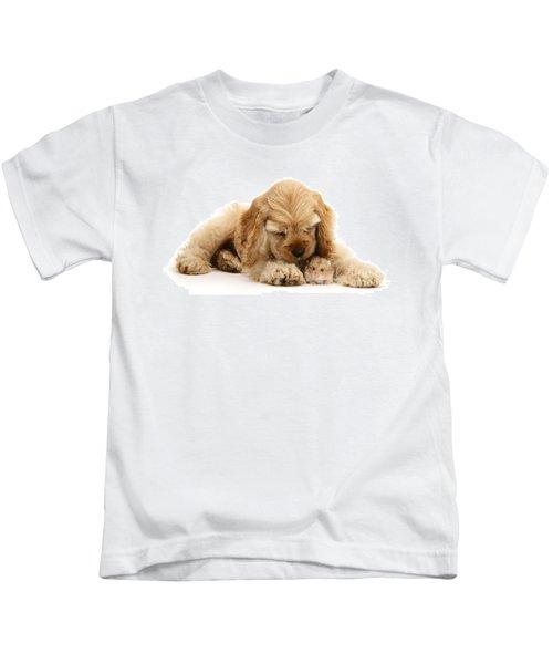 You'll Be Fine, Little Guy Kids T-Shirt