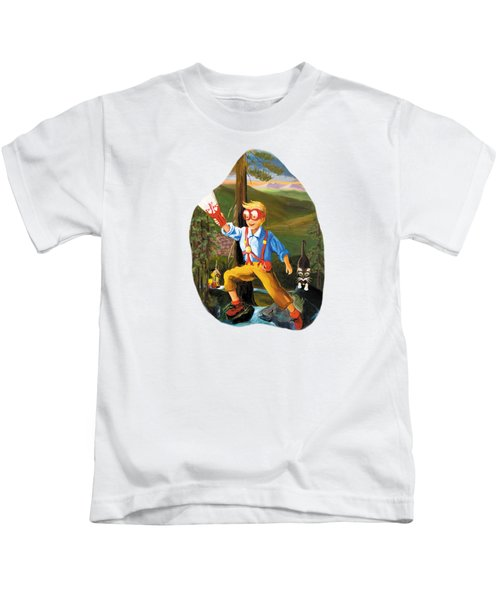 Young Explorer Kids T-Shirt