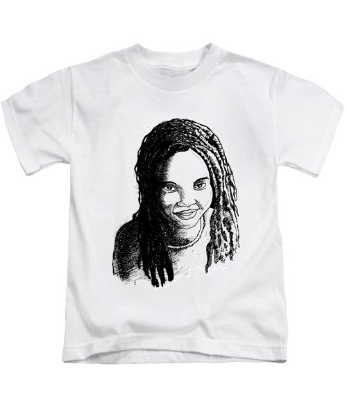 Young Lady Kids T-Shirt