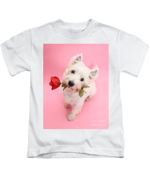 Your Valentine Every Day Kids T-Shirt