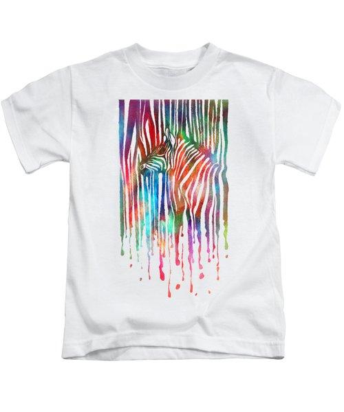 zeb Kids T-Shirt by Mustafa Akgul