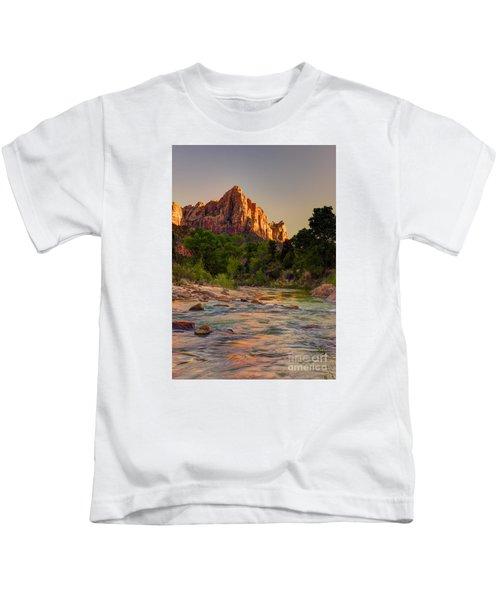 Zion Sunet Kids T-Shirt