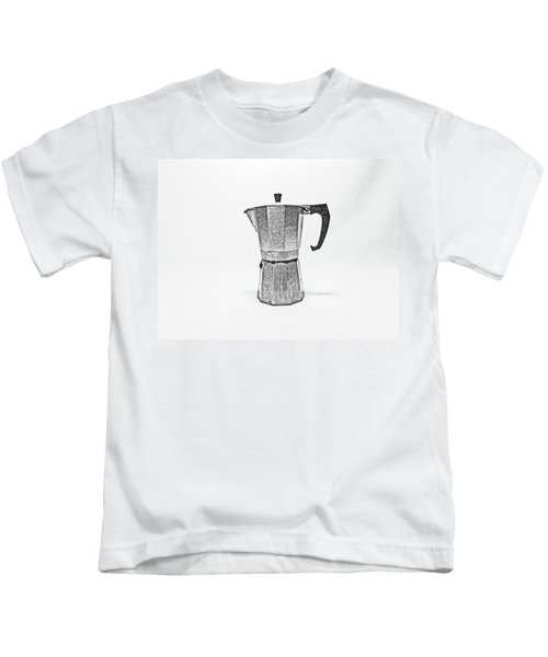 08/05/19 Cafetiere Kids T-Shirt
