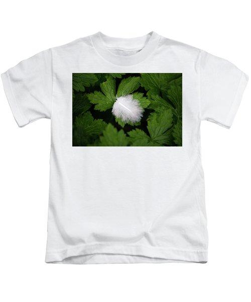 Colours. White Kids T-Shirt