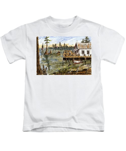 In The Swamp Kids T-Shirt