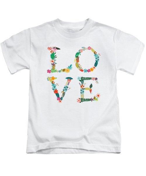 L.o.v.e Kids T-Shirt
