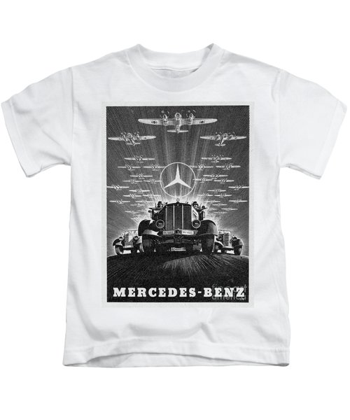 Mercedes Benz Star Kids T-Shirt