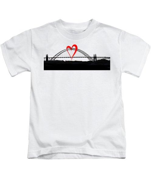 Newport Love Kids T-Shirt
