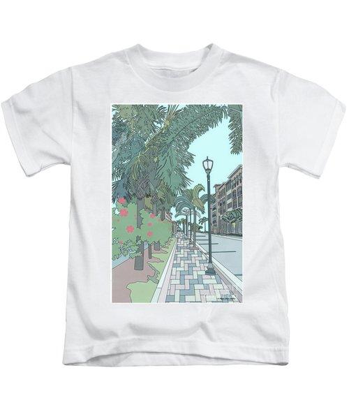 Orange Avenue Kids T-Shirt