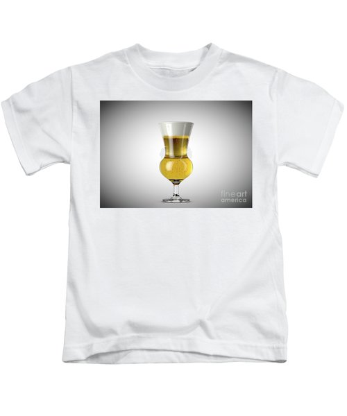 Thistle Beer Pint Kids T-Shirt