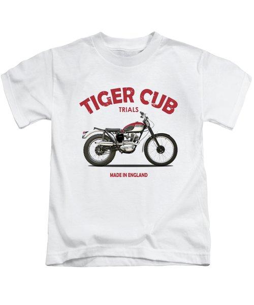 Triumph Tiger Cub Kids T-Shirt