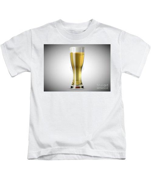 Weizen Beer Pint Kids T-Shirt