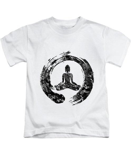 Zen Buddha Kids T-Shirt