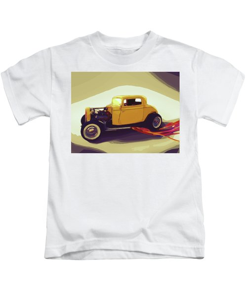 1932 Ford Coupe Kids T-Shirt