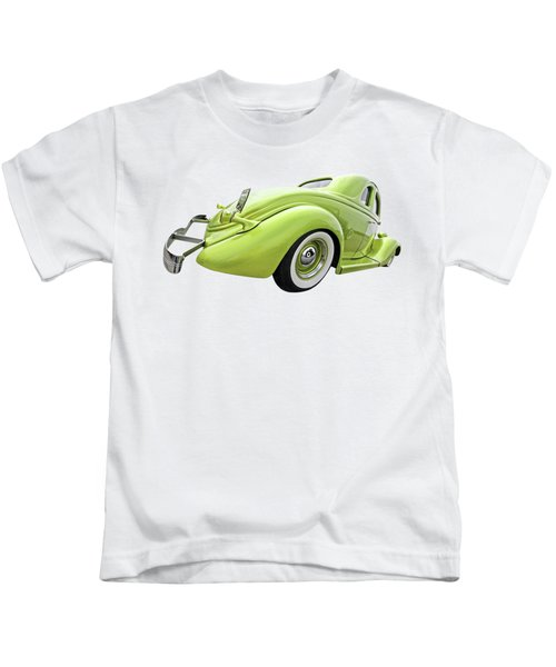 1935 Ford Coupe Kids T-Shirt