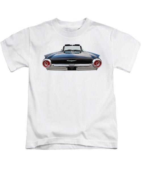 1962 Thunderbird Tail Lights Kids T-Shirt