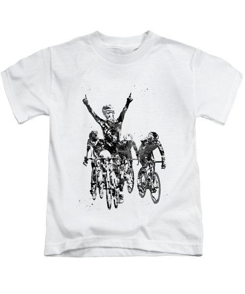 Cycling Race Kids T-Shirt