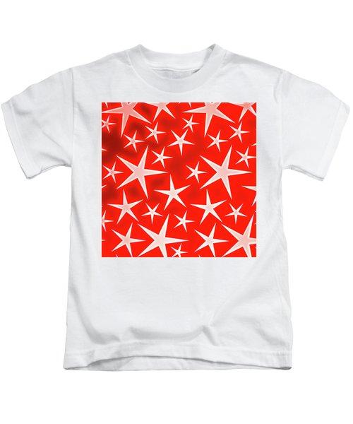 Star Burst 3 Kids T-Shirt