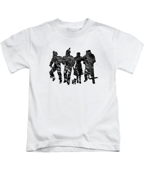 Wizard Of Oz Kids T-Shirt