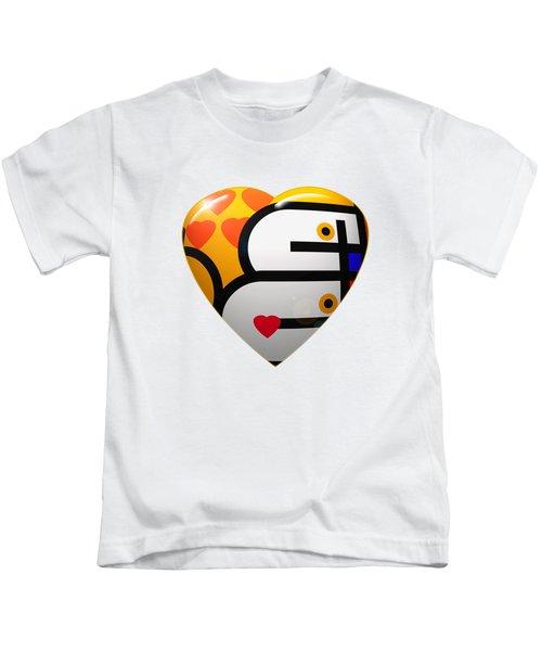 Love Heart Kids T-Shirt