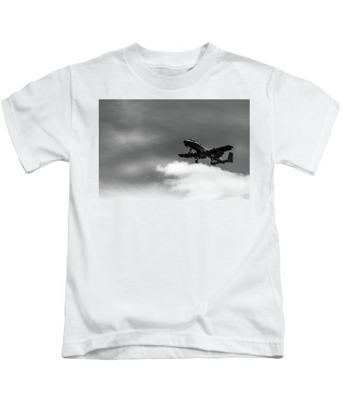 A-10 Slow Pass Kids T-Shirt