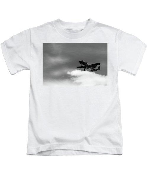 A-10 Slow Pass Kids T-Shirt